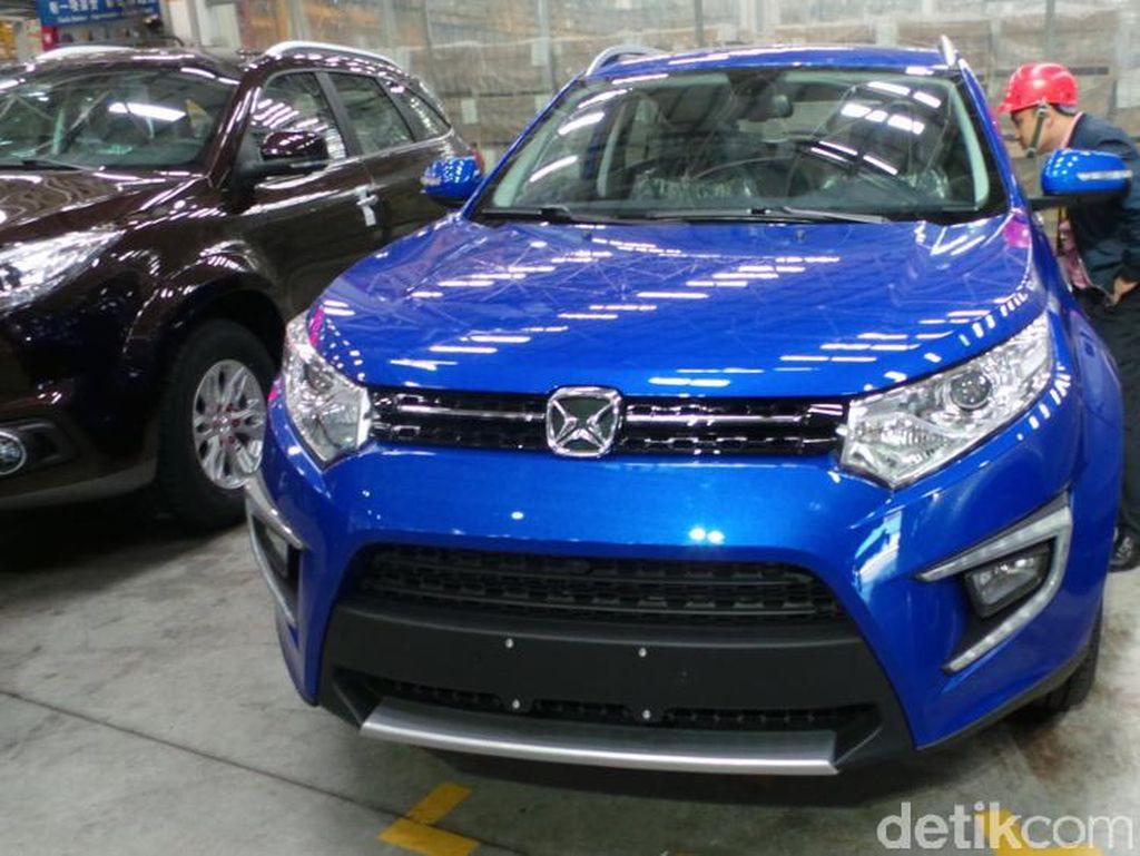 Bermodal Ngejiplak, China Bisa Produksi Mobil Massal