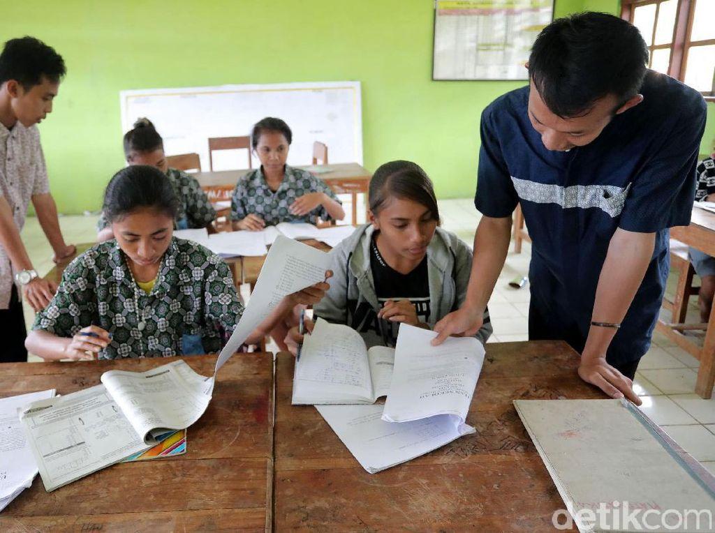 Alasan Pemerintah Tambah Dana BOS di Daerah Terpencil Tahun Depan