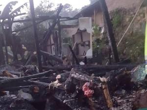 Kebakaran Rumah di Pasirjambu Bandung, 3 Bocah Tewas Terpanggang
