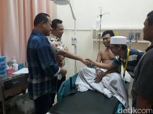 Polisi yang Ditembaki Begal di Tangerang Sudah Keluar dari RS
