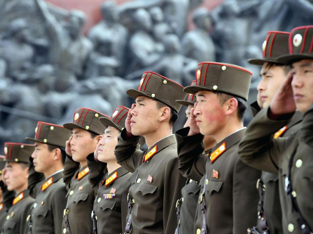 3 Tentara Korea Utara Dihukum usai Kepergok Ngedance Lagu BTS