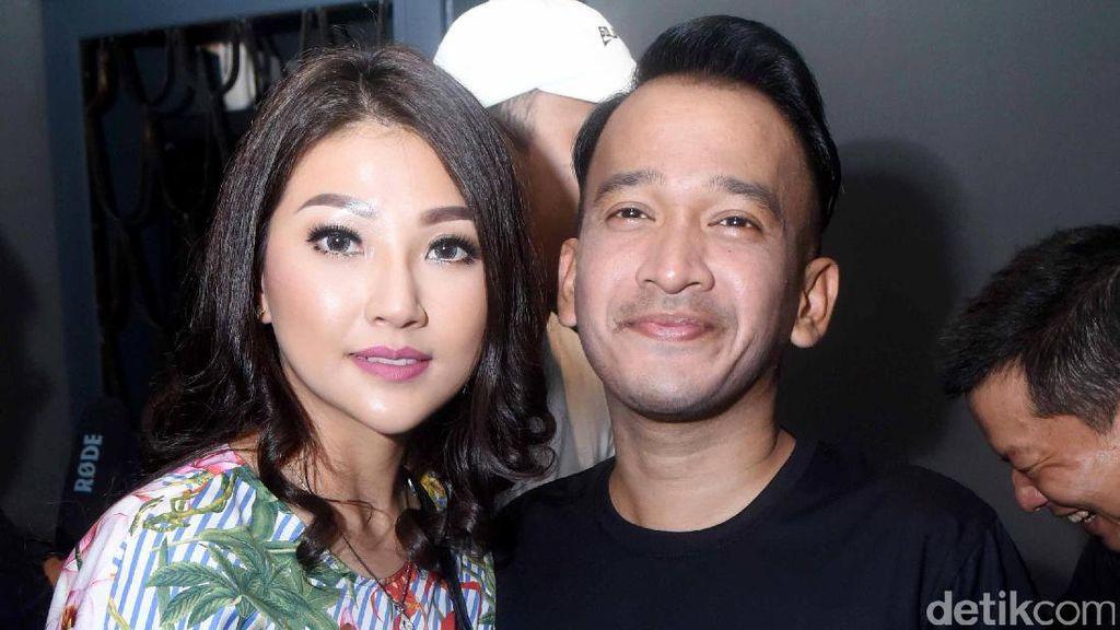 Ruben Onsu Girang Disuruh Selfie dengan Kahiyang-Bobby oleh Iriana Jokowi