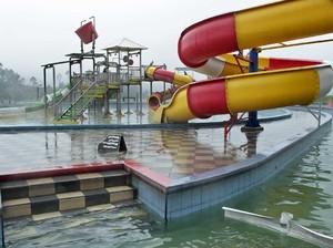Bukan Cuma Garut, Dieng Juga Punya Taman Rekreasi Air Panas