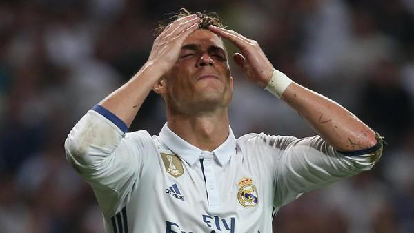 Kesal dengan Gol Terakhir Barca, Apa yang Diteriakkan Ronaldo?
