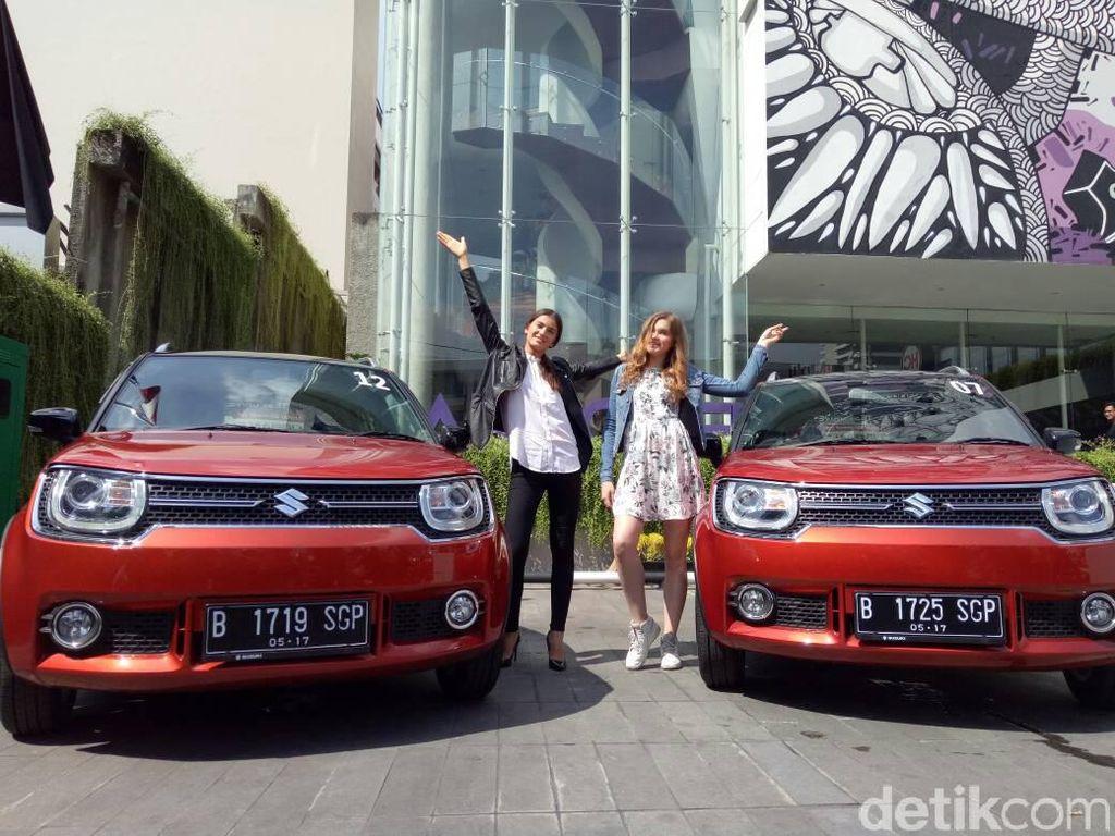 Ignis Bikin Pasar City Car Bernapas Lagi