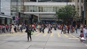 Harga Properti Hong Kong Naik Tajam Gara-gara Perusahaan China