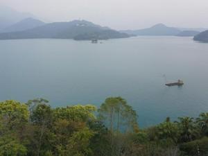 Inilah Danau Terbesar di Taiwan