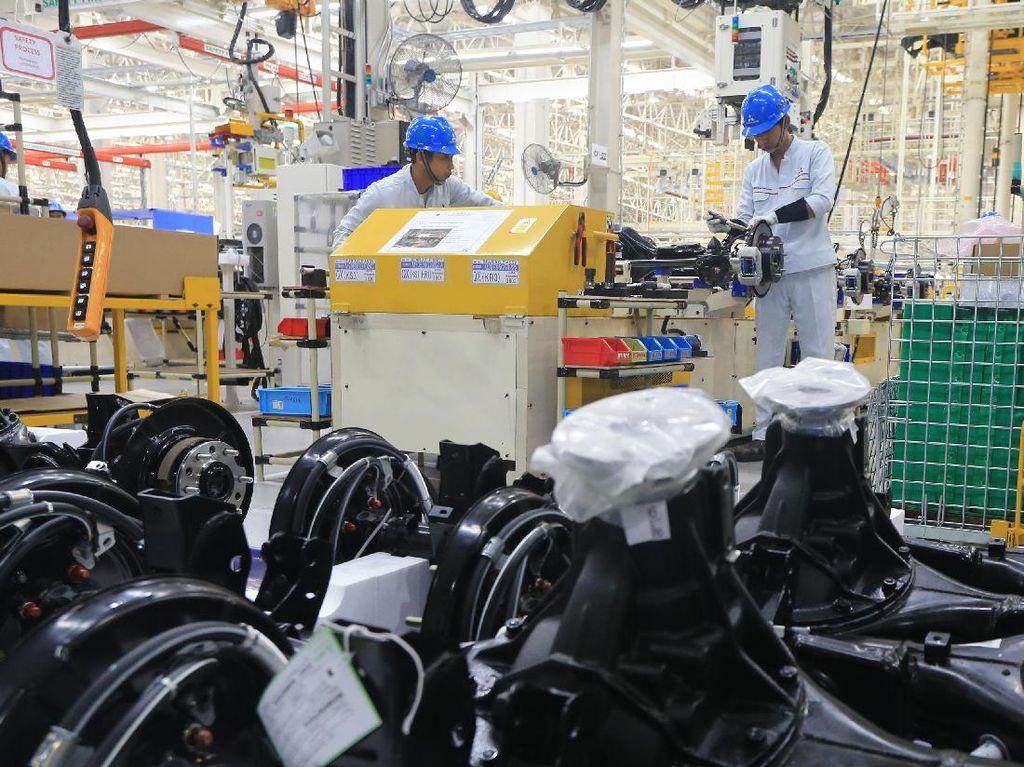 Batasi Impor, Sinyal Pemerintah Beri Angin untuk Industri Lokal