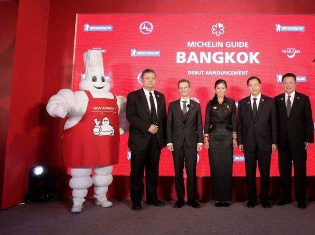Bangkok Akan Punya Michelin Guide Pertama Tahun Ini