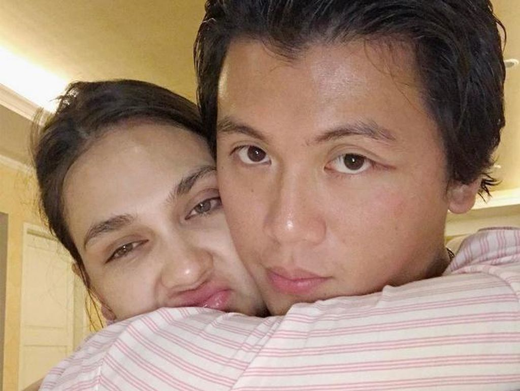 Foto: Reino Barack, Kekasih Luna Maya yang Jago Tinju