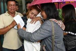 Duka Keluarga Bayi 11 Bulan yang Dibunuh Via Facebook