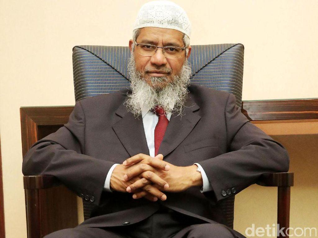 Mendagri Malaysia: Tak Ada Satupun yang di Atas Hukum Termasuk Zakir Naik
