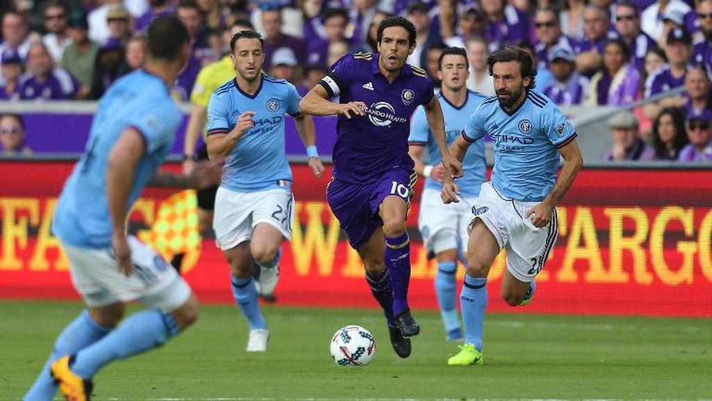 Daftar Pemain Termahal di MLS 2017: Kaka Tertinggi, Pirlo Nomor Empat