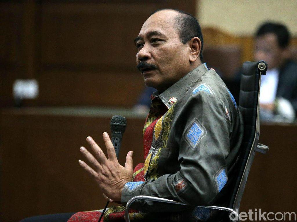 Hakim ke Eks Kabakamla: Anda Lalai Angkat Ali Fahmi Jadi Stafsus