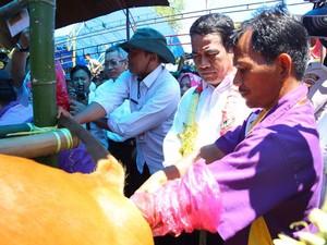 Jurus Mentan Tingkatkan Produksi Ternak