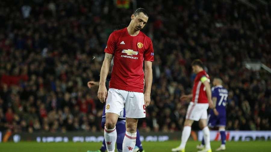 Ibra Masih Cedera, tapi Bantuannya Dinantikan MU di Final Liga Europa