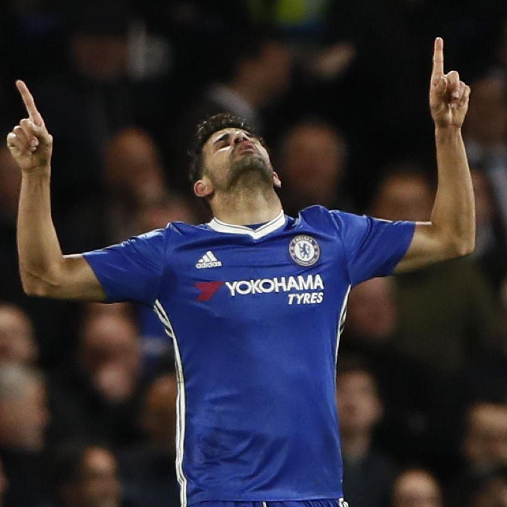 Costa Hanya Tertarik Bergabung dengan Atletico Madrid