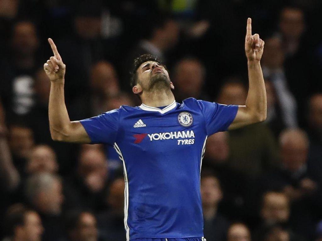 Diego Costa Disebut Akan Sangat Cocok di Marseille