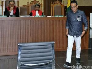 Kasus Suap Bakamla, Suami Inneke Koesherawati Hadapi Vonis Hari Ini