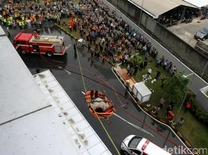Begini Cara Hadapi Gempa Bumi dan Kebakaran