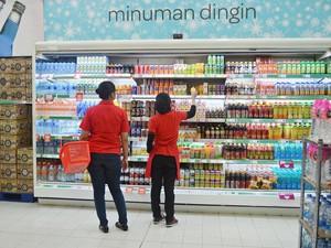 Promo Spesial Groseri Minuman Kemasan di Transmart dan Carrefour