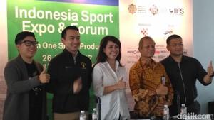 Pameran Indonesia Sport Expo & Forum (ISEF) Kembali Digelar