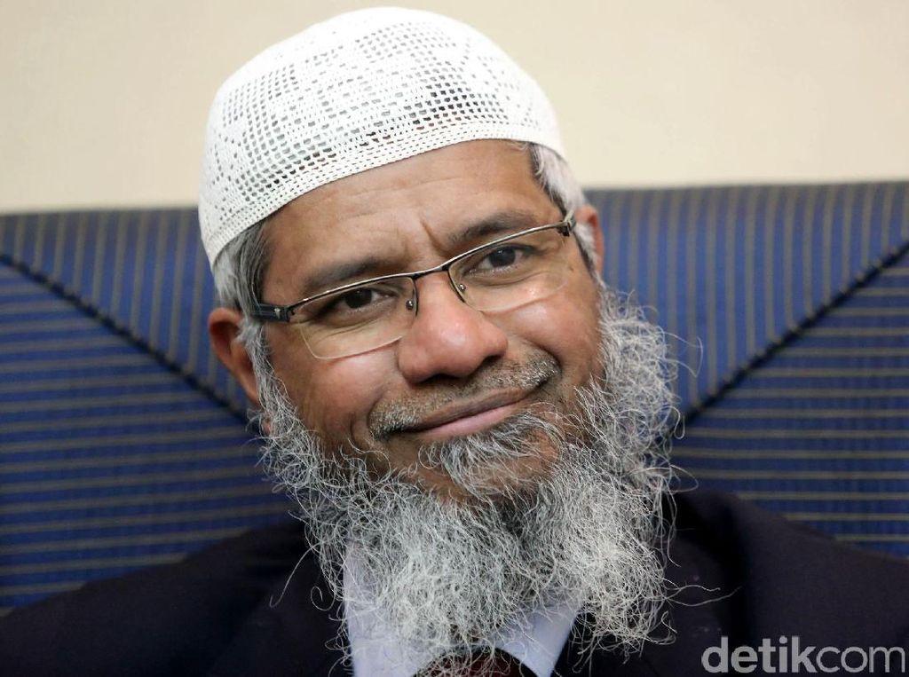 Menpora Malaysia Dukung Pengusiran Ulama Kontroversial Zakir Naik