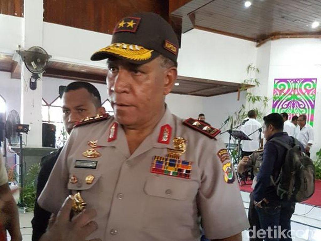 Daftar Cagub Papua, Irjen Paulus akan Minta Restu ke Pimpinan