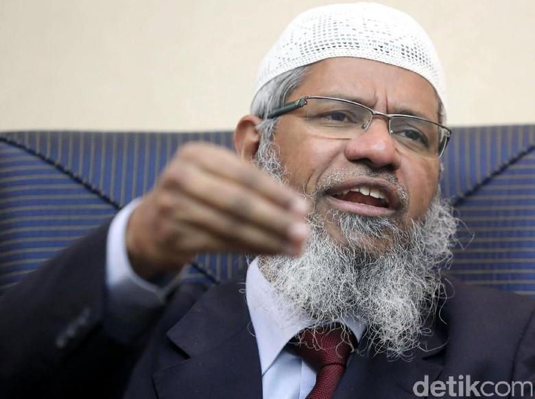 Polisi Malaysia Larang Acara Apapun yang Hadirkan Ulama Zakir Naik