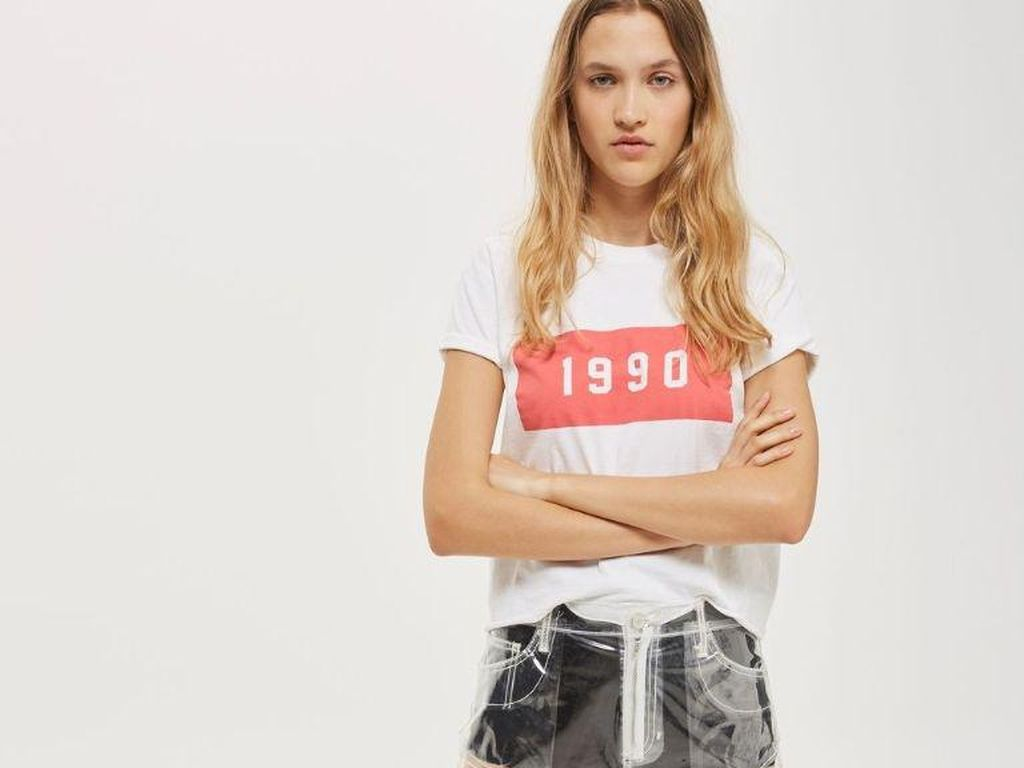 Topshop Rilis Celana Jeans Transparan, Siapa Berani Pakai?