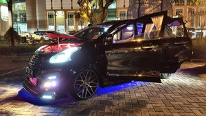 Toyota Avanza King of Black, Sedap Dipandang