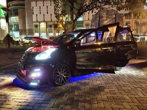Toyota Avanza King of Black, Sedap Dipandang