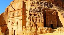 Potret Kota Kuno Arab yang Diazab Allah Dibuka Setelah 2.000 Tahun