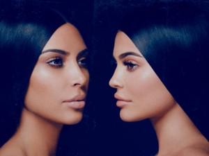 Viral, Kakak Adik Ini Mirip Banget Kim Kardashian dan Kylie Jenner