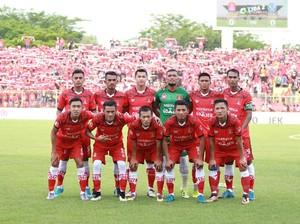 Persijap Didukung 7 Sponsor di Liga 2