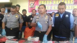 Pembunuh Wanita di Hotel di Banyuasin Ditangkap Polisi