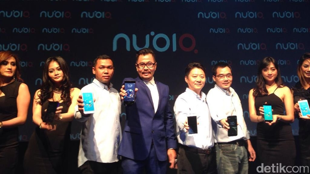 Smartphone Nubia Sang Tanah Emas Tiba di Indonesia