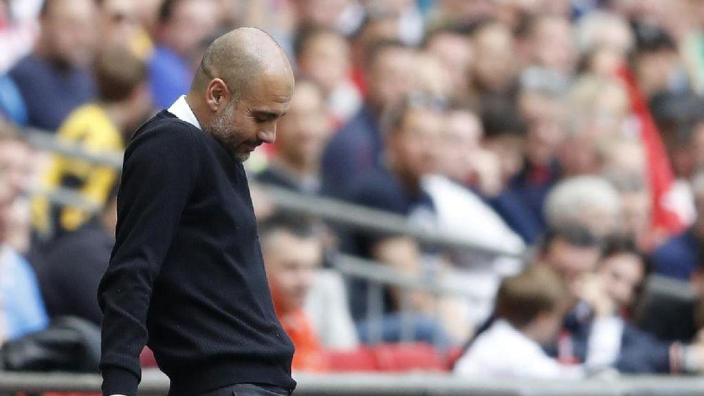 Derby Manchester, Harga Diri Terakhir Guardiola