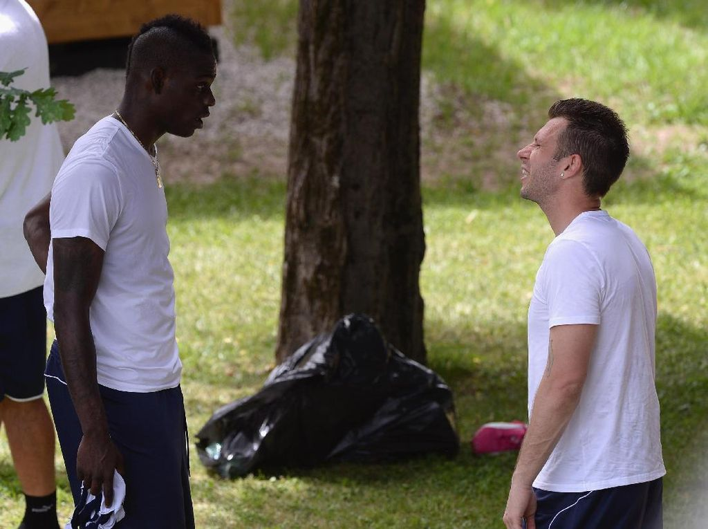 Pemain-Pemain Overrated versi Cassano: Pogba, James, dan Balotelli