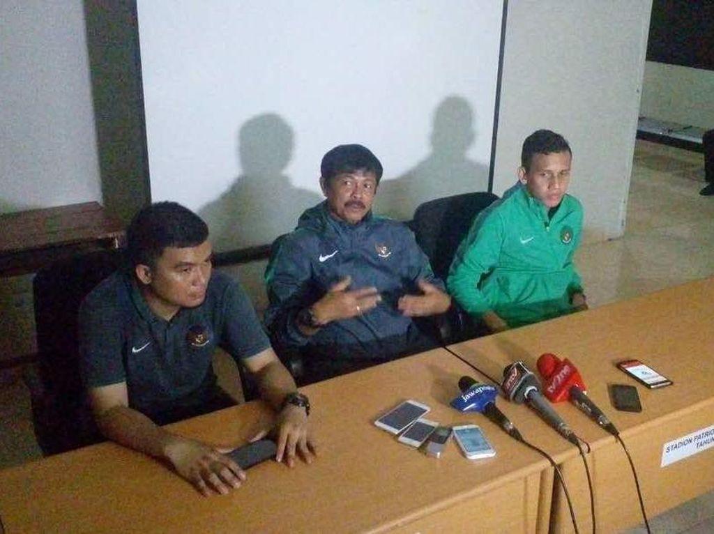Indra Sjafri: Dukung dan Doakan Timnas U-19 Lolos ke Final