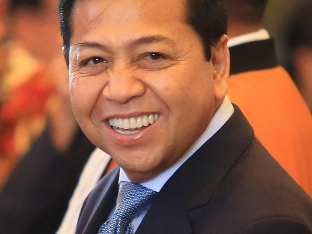 Sudah Sehat, Setya Novanto Pulang dari RS Premier