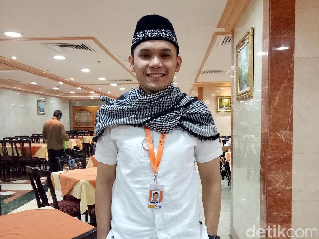 Cerita Ben Kasyafani yang Menangis di Masjid Nabawi