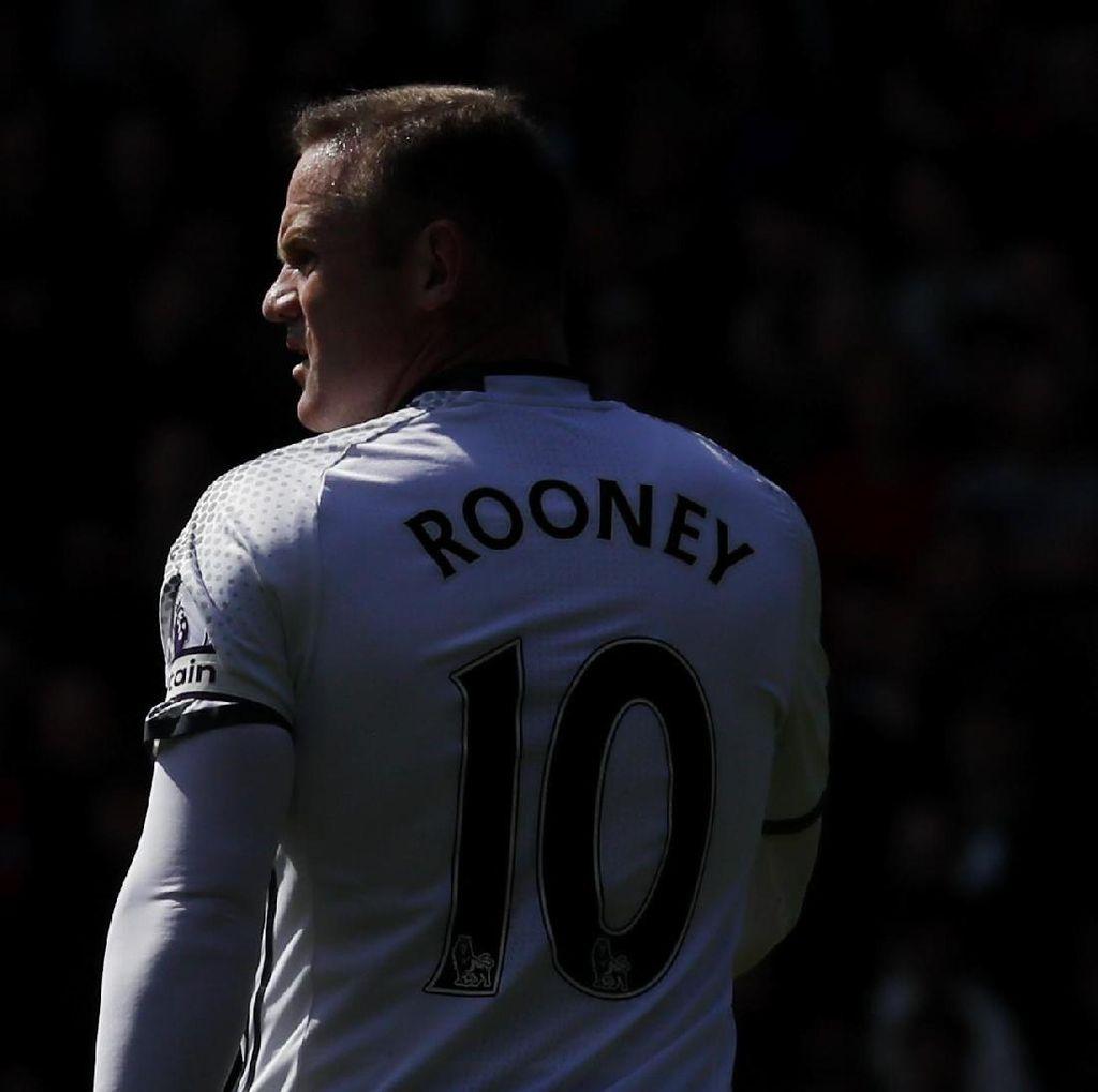 Rooney: Saya Belum Habis