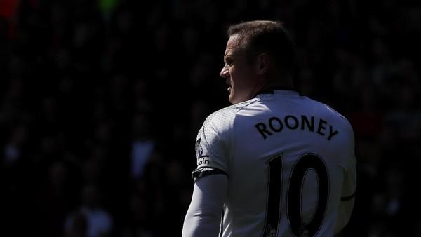 Rooney Tahu Kariernya di MU Sudah Habis Sejak November