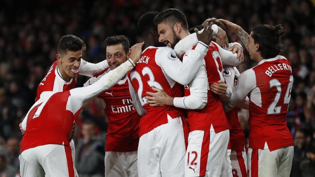 Sempat Limbung bak Petinju Dua Kali Dikanvaskan, Arsenal Kini Siap untuk Spurs