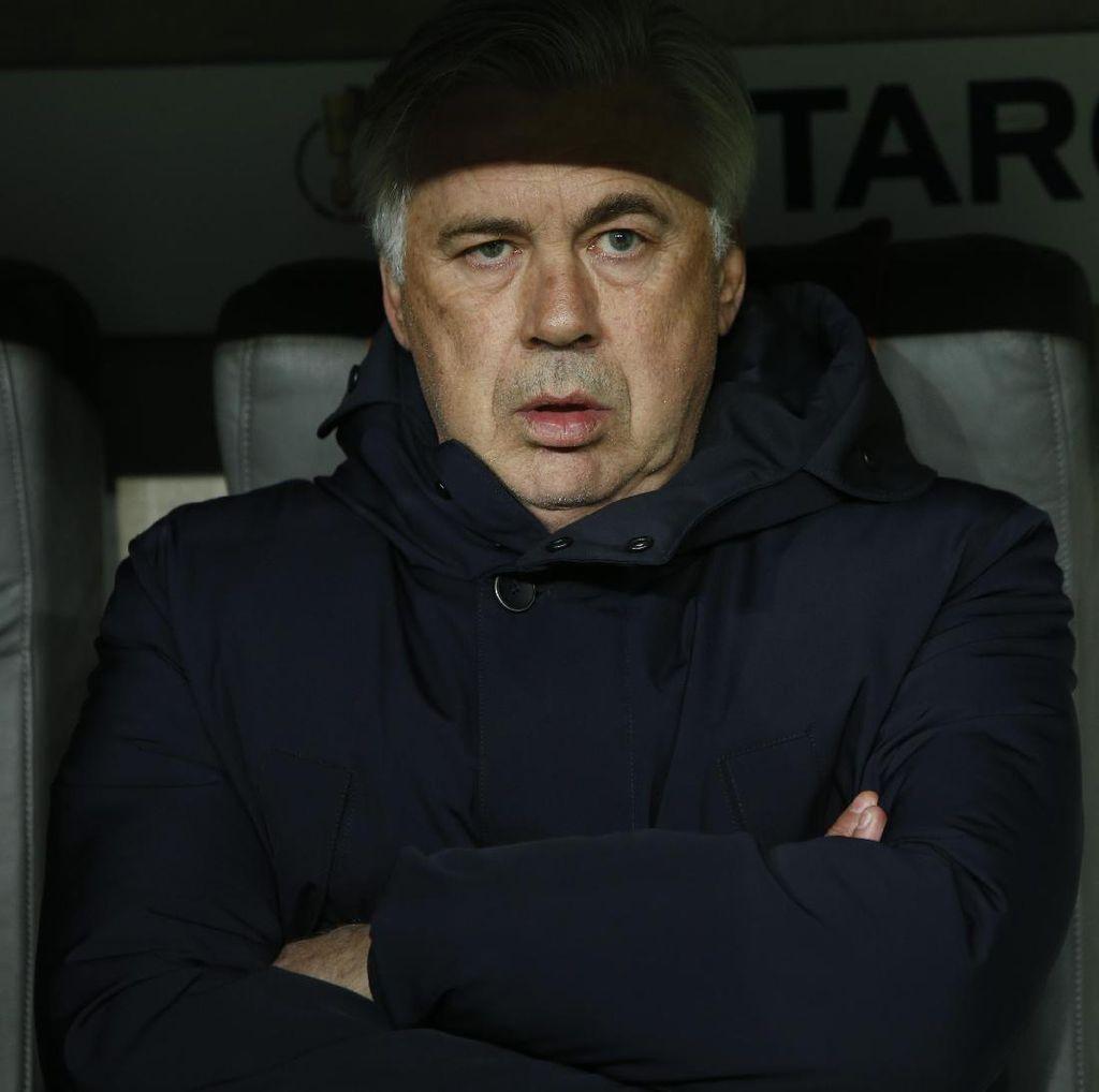 Ancelotti Kecewa Bayern Buang-buang Peluang