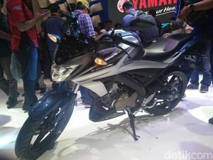 Yamaha Targetkan Jual 150.000 Unit  V-Ixion Sampai Akhir Tahun