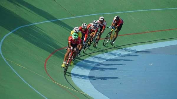 Daya Tahan Atlet Pelatnas Balap Sepeda Rendah