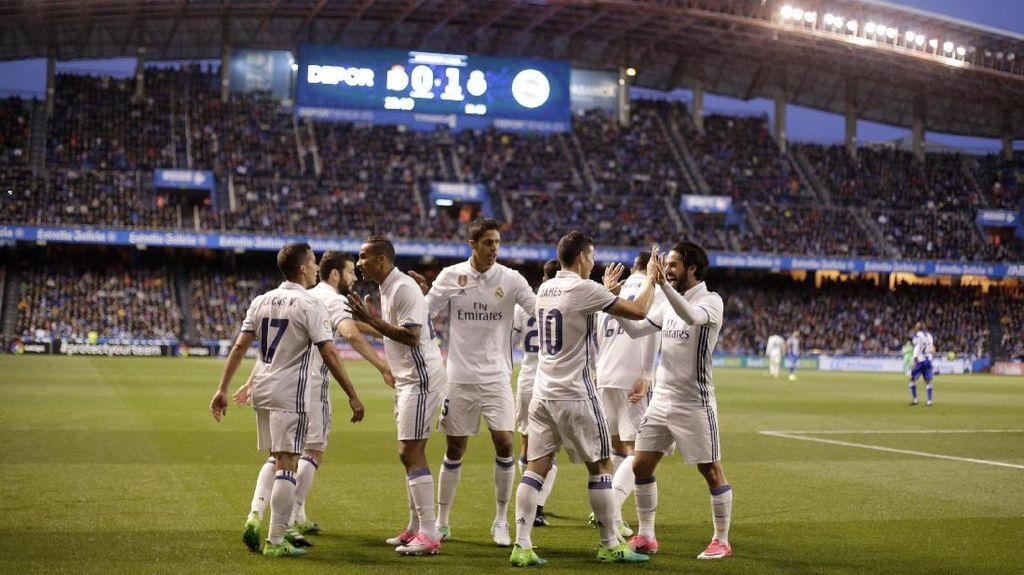 Zidane: Tidak Ada Tim A atau Tim B di Madrid