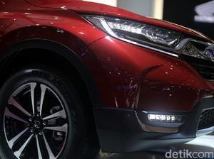 Rahasia Honda Tawarkan CR-V 7 Penumpang